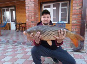 Рыбалка весной в Астрахани